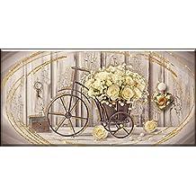 Amazonit Bicicletta Fiori