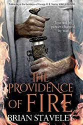 The Providence of Fire (Chronicles of the Unhewn Throne) by Brian Staveley (2015-08-27)