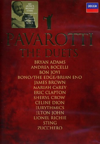 Best of Pavarotti & Friends - The Duets, DVD/BluRay
