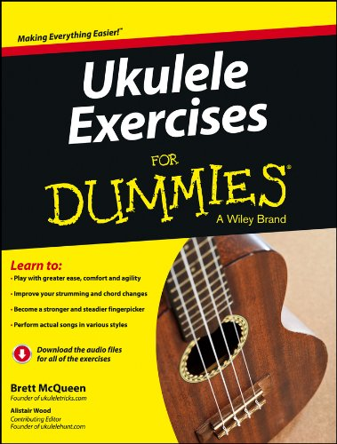 Ukulele Exercises For Dummies (English Edition) eBook: McQueen ...