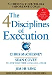 4 Disciplines of Execution: Getting Strategy Done