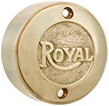 Royal Erado RGBP-178 Brass Contact Brake Point Distributor Cover-Royal Embossed for RE Bullet (Brass)