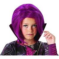 Peluca para Disfraz de Halloween para niños, Carnaval, Carnaval y Noche de Carnaval,