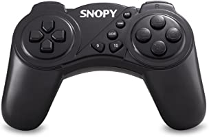 Snopy SG-104 USB Siyah Joypad [Windows 10 ]