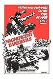 Magnificent Daredevils Movie Poster (68,58 x 101,60 cm)