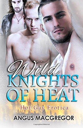 Wild Knights of Heat: Hot Gay Erotica by MacGregor, Angus (2014) Paperback