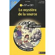 ENIGME VAC CP AU CE1 MYSTERE