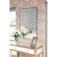 grand miroir mural rectangulaire cuisine maison. Black Bedroom Furniture Sets. Home Design Ideas