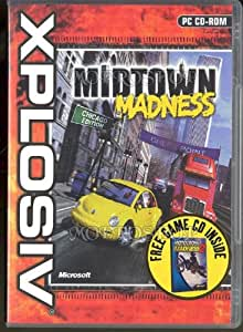 Midtown Madness - Xplosiv (PC): Amazon.co.uk: PC & Video Games