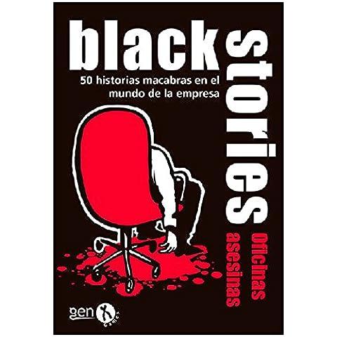 Black Stories - Oficinas Asesinas, juego de mesa (Gen-X Games GEN044)