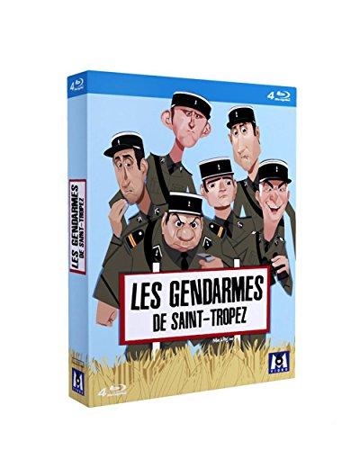 Les gendarmes de saint-tropez - l'intégrale [Edizione: Francia]