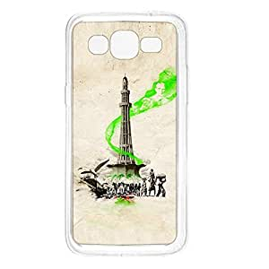 Crazymonk Premium Digital Printed Back Cover For Samsung Galaxy GRAND 2