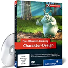 Das Blender-Training: Charakter-Design