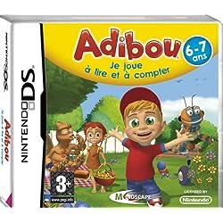 Adibou 6-7 ans - Je joue à lire et à compter