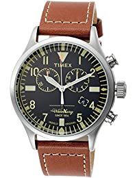 Timex Analog Black Dial Unisex Watch - TW2P84300AA