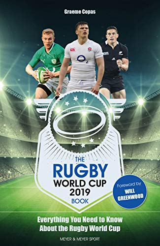 The Rugby World Cup 2019 Book: Everything You Need to Know About the Rugby World Cup (English Edition)