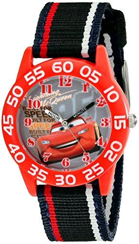 Disney - Jungen -Armbanduhr- W001954 (Lightning Mcqueen Uhr)