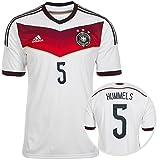 adidas DFB Trikot Home Hummels WM 2014 Herren XL - 58