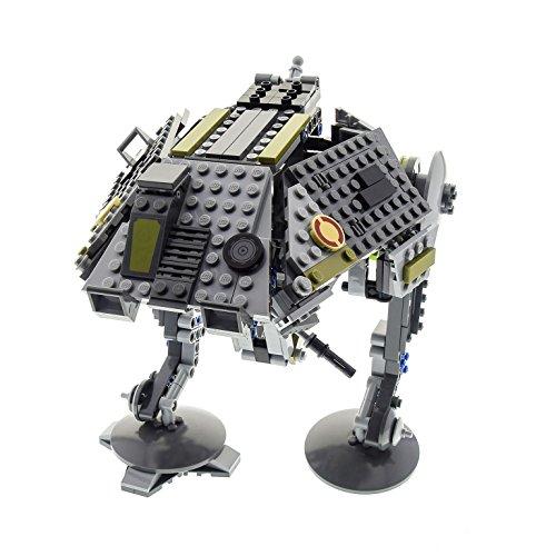 Bausteine gebraucht 1 x Lego Technic Modell Teile für Set Nr. 75043 Star Wars Episode 3 at-AP neu-dunkel grau Incomplete unvollständig