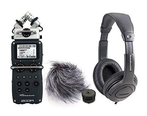 Zoom H5Pack Recorder Digital/Kopfhörer/Zubehör