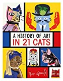 Best Art History Books - A History of Art in 21 Cats: From Review