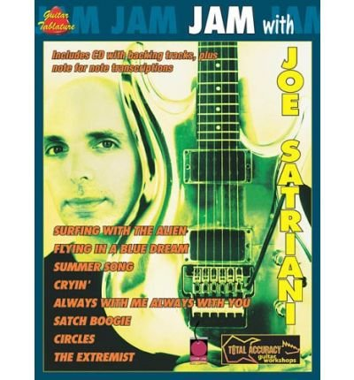 [(Jam with Joe Satriani )] [Author: Jamie Humphries] [Mar-2002]