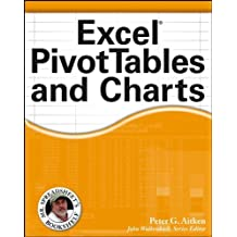 Excel® PivotTables and Charts