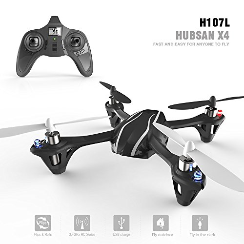 Hubsan H107L X4 Quadcopter