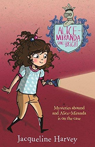 Alice-Miranda Shines Bright by Jacqueline Harvey (2015-06-01)