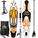 AQUA MARINA MAGMA SUP inflatable Stand Up Paddle Surfboard Paddelboard