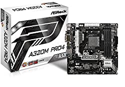ASRock A320M PRO4 Motherboard