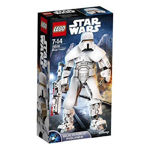 (LEGO Star Wars Range Trooper 75536 Baubare Figur)