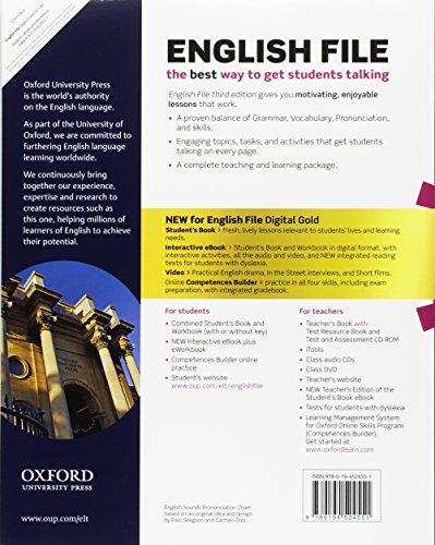 English file gold. B1+-B2 premium. Student's book-Workbook. Per le Scuole superiori. Con e-book. Con espansione online