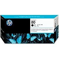 HP DesignJet - Cabezal de tinta, negro