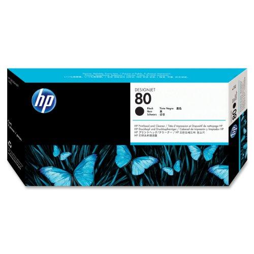 HP 80 schwarz Original Druckkopf Hp Druckkopf 80