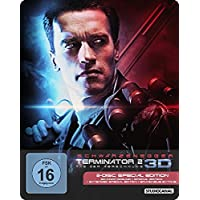 Terminator 2 Steelbook-3D