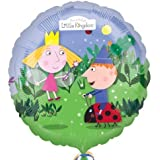 Ben & Holly's Little Kingdom Non Message Birthday Foil Balloon by Anagram
