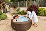 Bestway LAY-Z-SPA Limited mit Filterpumpe – Jacuzzi Whirlpool beheizter Pool Outdoor - 8