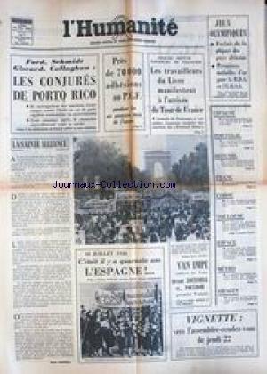 CHARLIE HEBDO [No 297] du 22/07/1976 - JEUX OLYMPIQUES - PLUS DE MEDAILLES - DES PLUMES DANS LE CUL - REISER. par Collectif