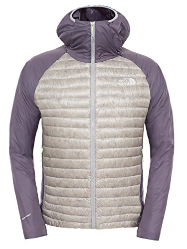 The North Face Herren M Verto Prima Hoodie Daunenjacke Grau