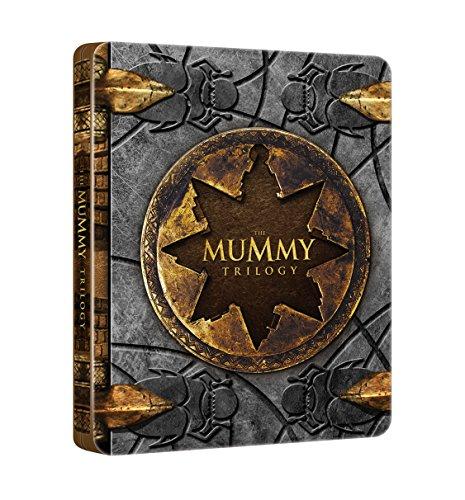 La Mummia - Trilogia (Ltd Steelbook) (3 Blu-Ray) [Italia] [Blu-ray]