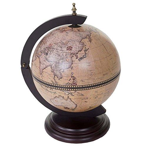 Globus Tischbar Weltkugel - 3