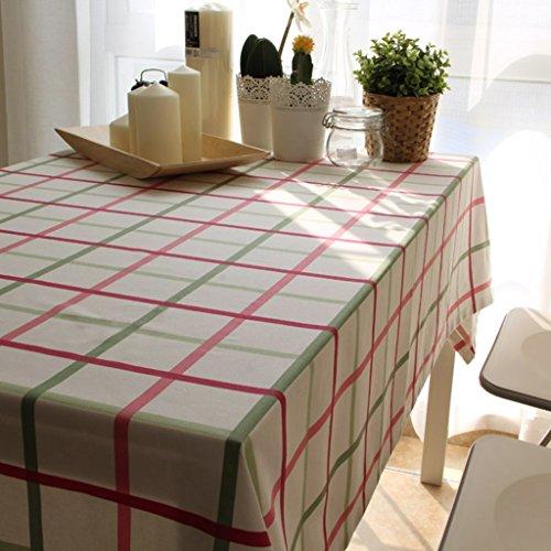 Nouveau produit Linge de lit en maille de lit Toile en tissu Tissu de table Nappe Restaurant Cour (taille : 140 * 200CM)