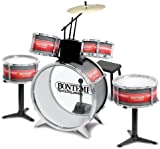 Bontempi JD4830 6pc Drum Set with Stool
