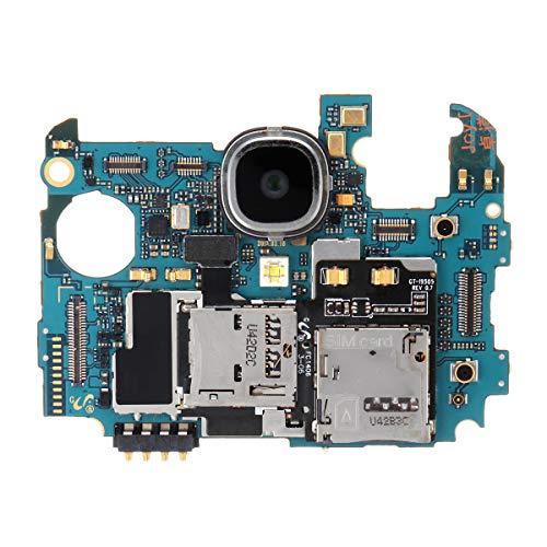 LaDicha Motherboard + Kamera Modul Ersatz Für Samsung Galaxy S4 (I9505)