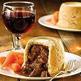 Wrights Frozen Steak & Kidney Pudding Pies - 32x190g