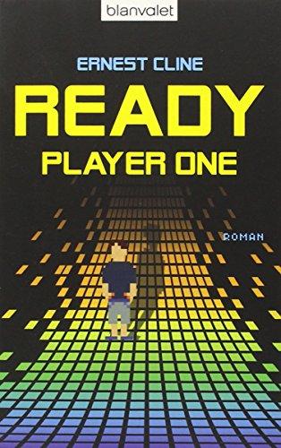 Buchseite und Rezensionen zu 'Ready Player One: Roman' von Ernest Cline