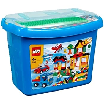 This Item LEGO Bricks U0026 More 5508: Deluxe Brick Box