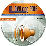 M-DVD.Org 2016 - Audio-Manager - Musik- & Cover-Verwaltung (CD, LP, MP3, uvm.)