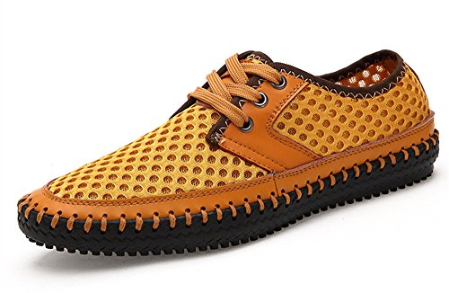 Aqua Bifini Sapatos Bifini Homens Sapatos Homens Aqua Bifini Amarelos Amarelos 5wqwxCU07